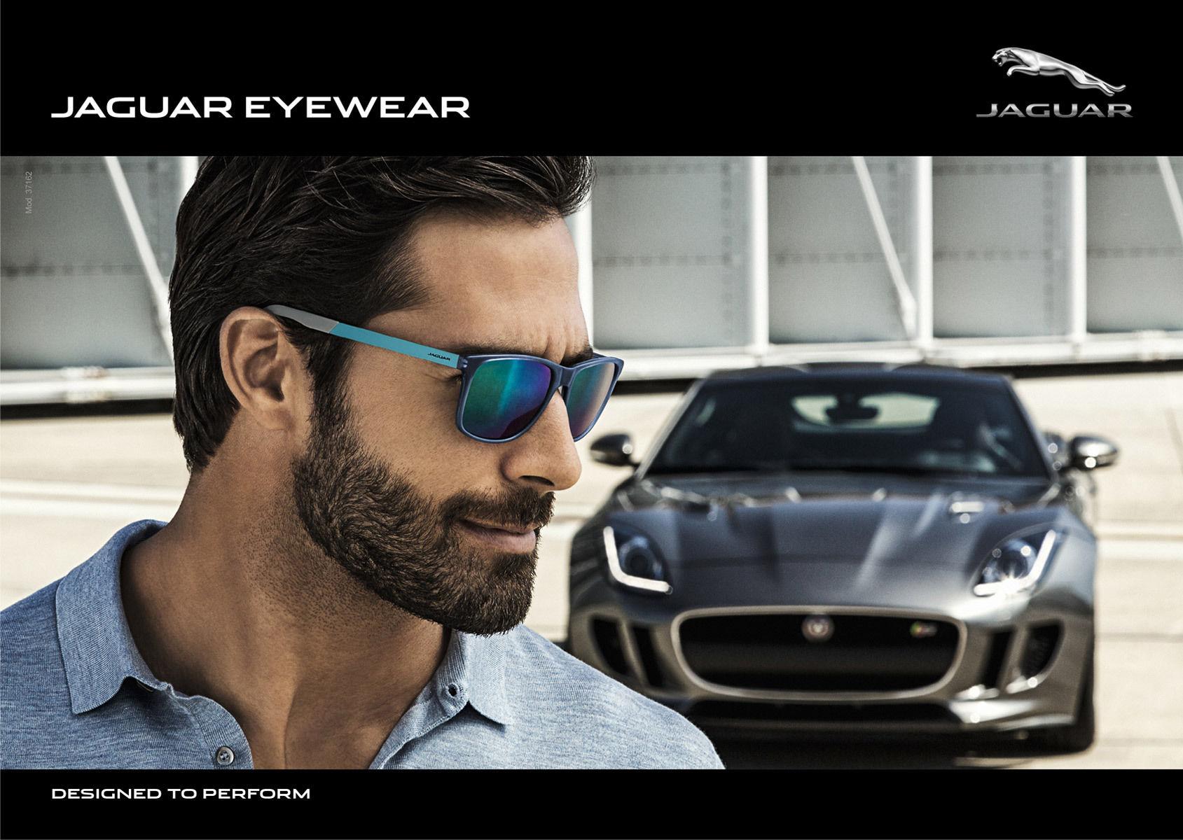 HILLE PHOTOGRAPHERS: Anja Boxhammer for Jaguar Eyewear Campaign Spring/Summer 2017