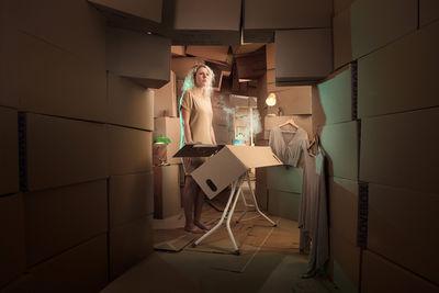 SEB AGNEW: Boxes