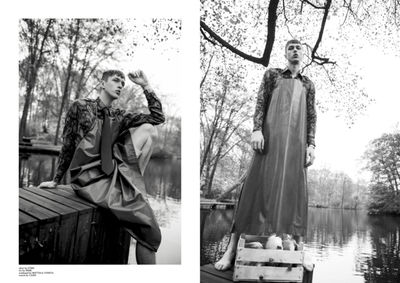 AVA PIVOT with Dimitrij Vysokolyan for Client Magazine #17