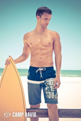 Moritz Attenberger c/o NEUBAUER : Camp David campaign Summer 16