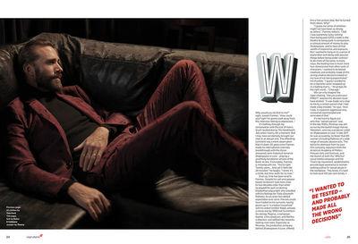 SEVERIN WENDELER: Sandro Baebler c/o Severin Wendeler for Virgin Atlantic's inflight magazine