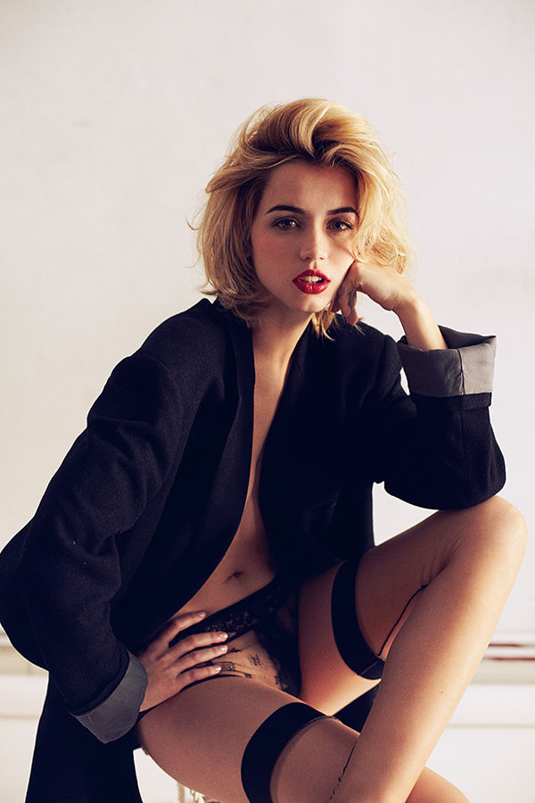Is Ana de Armas the new Marilyn Monroe? We have her spread