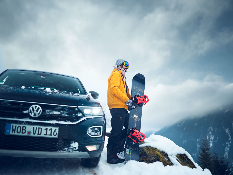THOMAS SCHORN - THE VW T-ROC STORY / REPRESENTED BY BANRAP / CLIENT - VOLKSWAGEN DEUTSCHLAND / AGENCY - GRABARZ & PARTNER