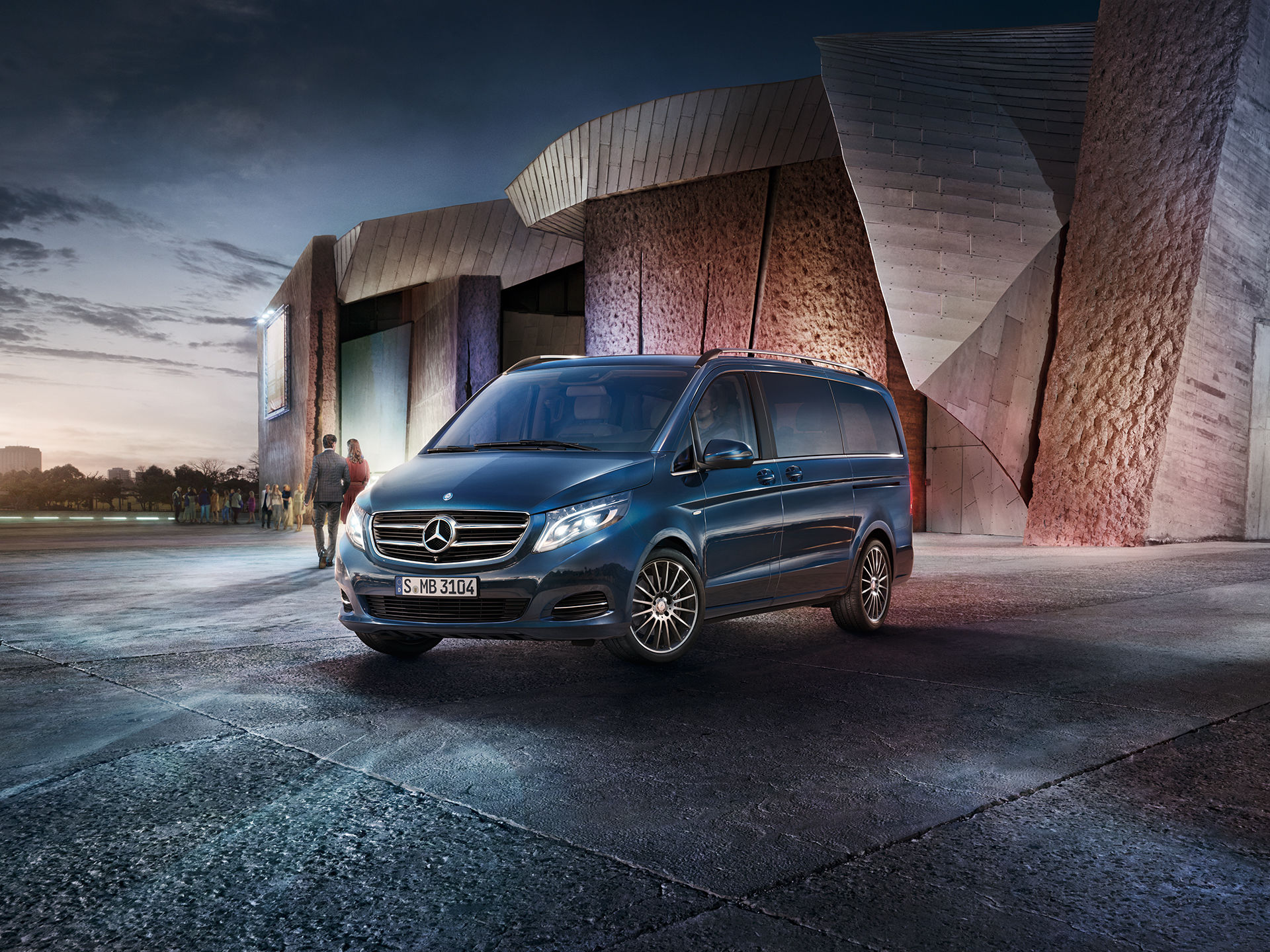 Mercedes-Benz  V-Klasse AMG & EXCLUSIVE Line