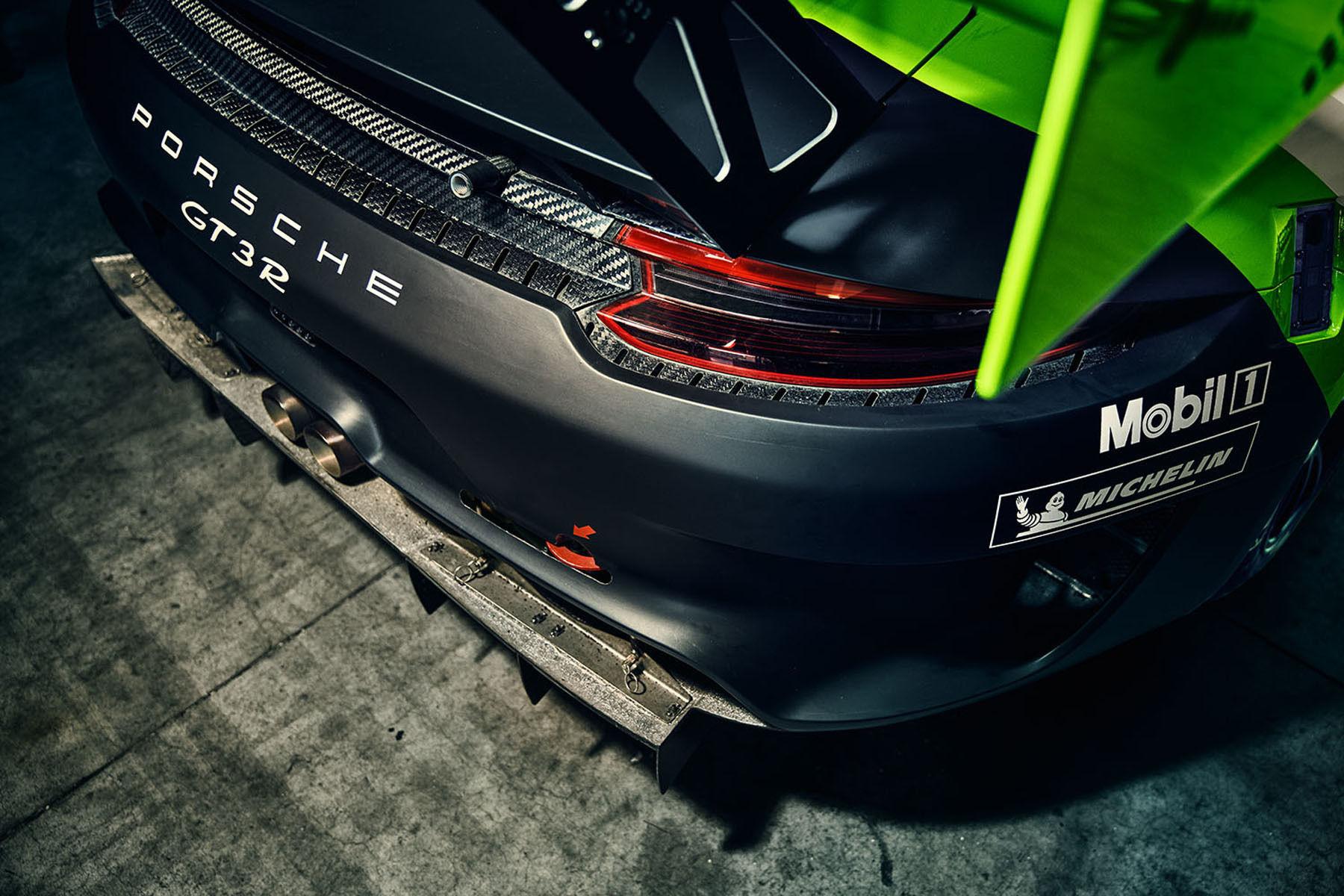KELLY KELLERHOFF REPRESENTS! ANDREAS HEMPEL for PORSCHE 911 GT3R