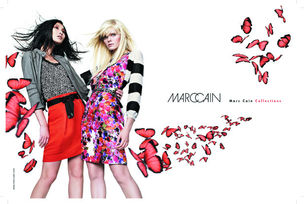 OBJECTIV PHOTOGRAPHEN : Seregel for MARC CAIN