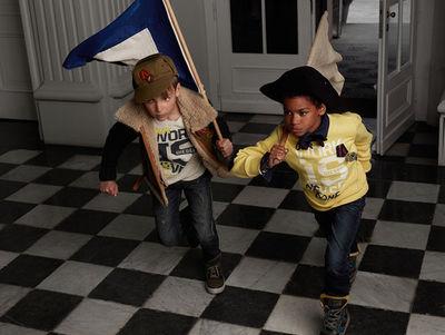 ACHIM LIPPOTH for DIESEL KIDS F/W 2013