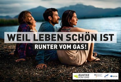 UPFRONT: Jan Eric Euler for BMVI // Runter vom Gas!