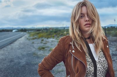 HUNTER & GATTI : Camille Rowe for MANGO / Journeys campaign