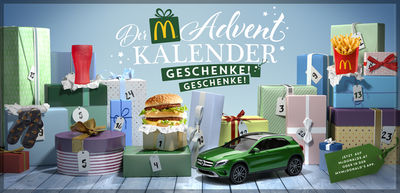 FRIENDLY FIRE COMMUNICATIONS for MC DONALD'S VIENNA