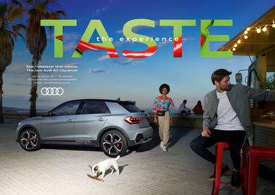 KLAUS STIEGEMEYER: JAN FRIESE for AUDI