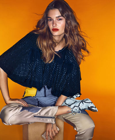 VOGUE MEXICO with OPHELIE GUILLEMAUD by HUNTER & GATTI