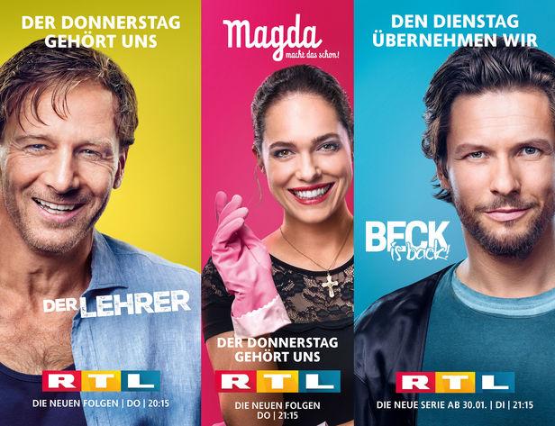 HAUSER FOTOGRAFEN: BENNO KRAEHAHN für RTL