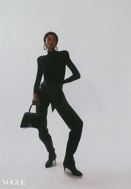 NINA KLEIN, Styling: Tomislav Blaic, Karlo Hecimovic, Vogue