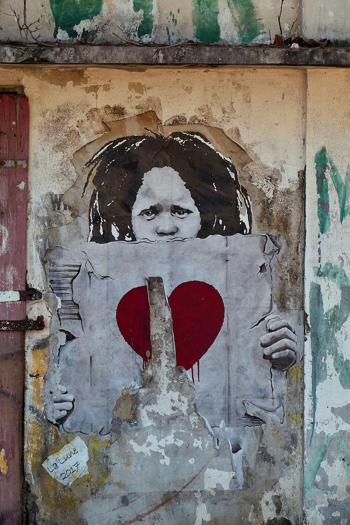 Mural Art, Mauritius