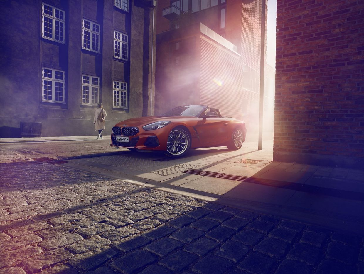 TORSTEN KLINKOW :  BMW Z4 first edition