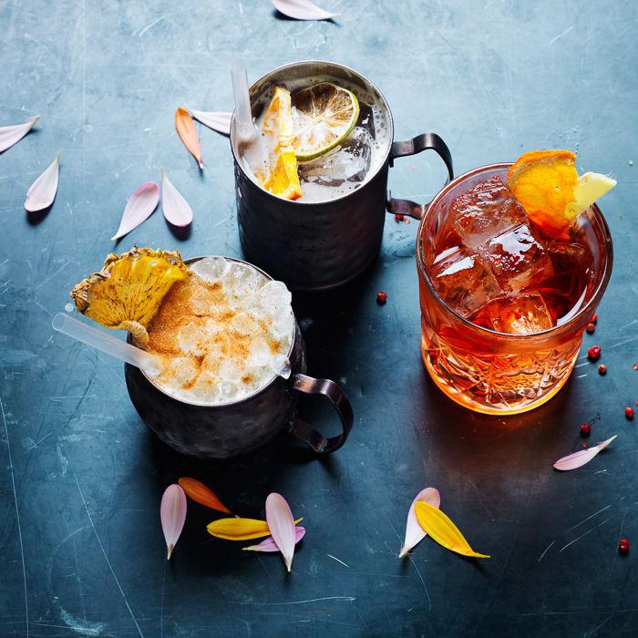 Indian Cocktails