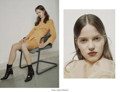 BIGOUDI Karina Berg für White Lies Magazine
