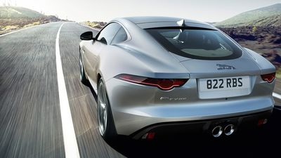 MARC TRAUTMANN : Jaguar F-Type Coupé