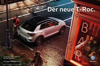 VW Der neue T-Roc