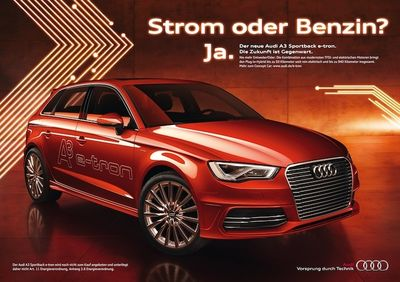 THE SCOPE for AUDI