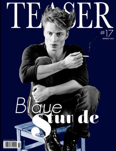 ESTHER HAASE for TEASER Mag.
