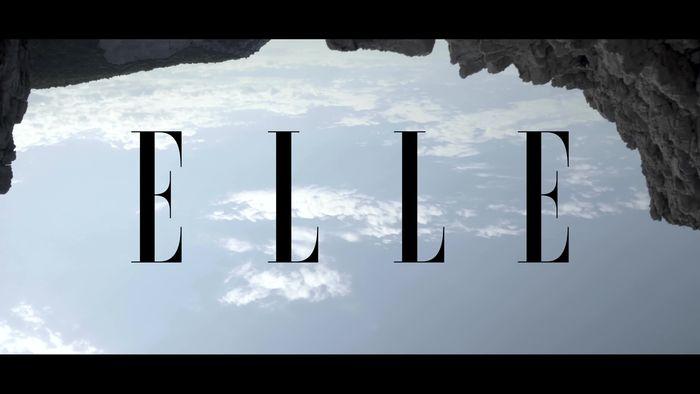 ELLE Germany - Black Teaser