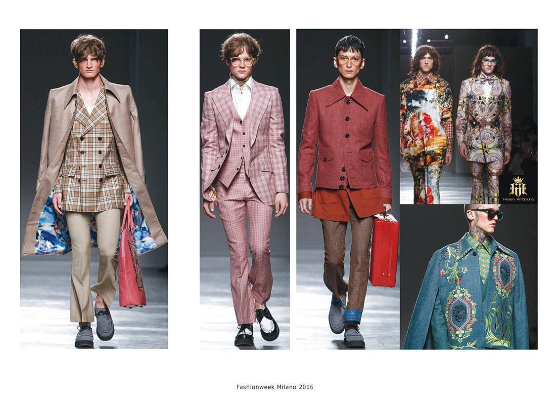 BIGOUDI - Marcell Naubert for Helen Anthony Milan Fashion Week