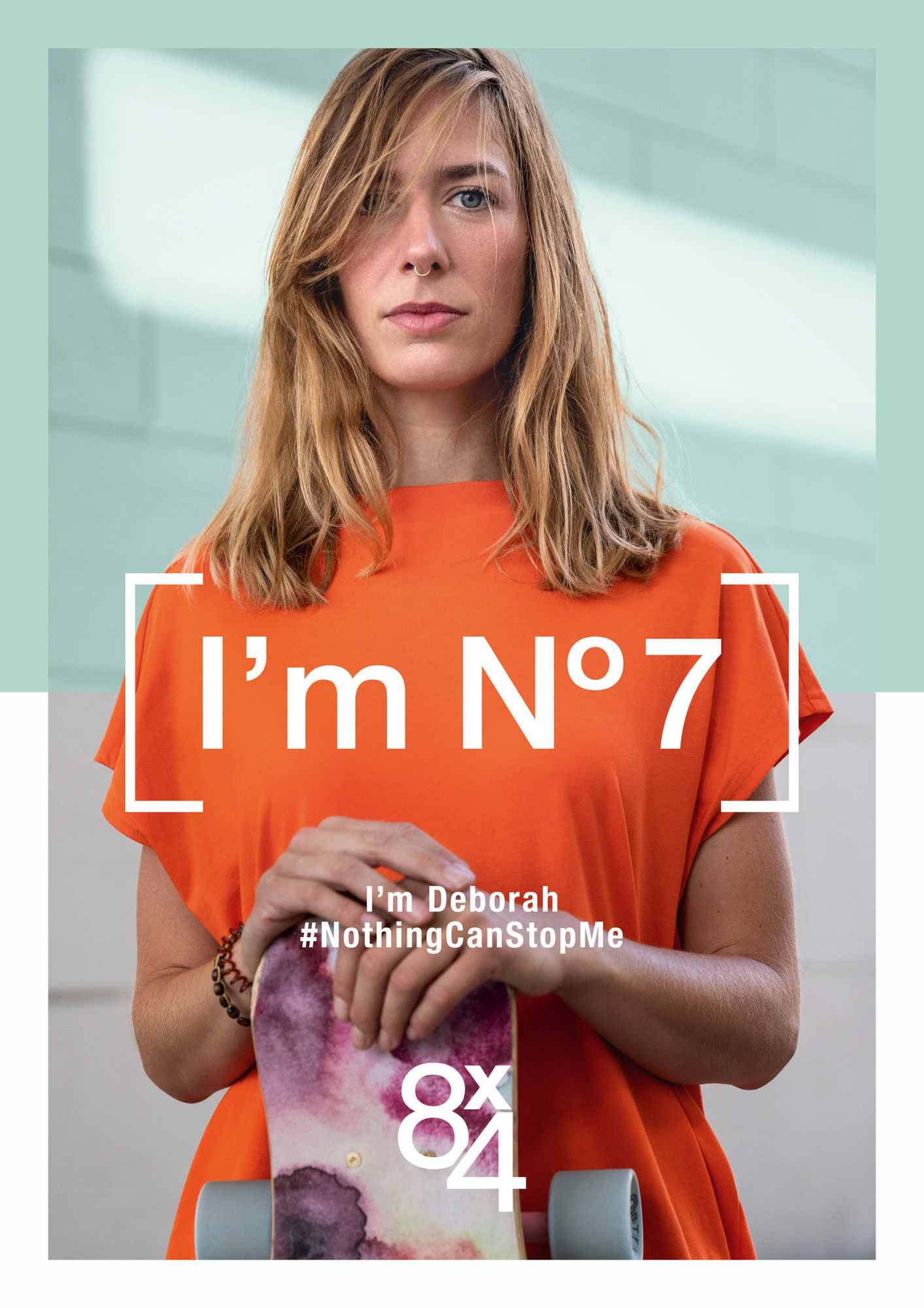 8×4 Campaign by Jim GRAMMING c/o MARLENE OHLSSON AGENCY