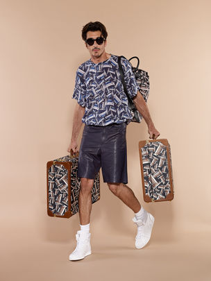 ONE HUNDRED BERLIN for TRUSSARDI LOOKBOOK SS 2012