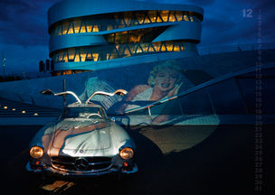 GOSEE ADVERTISING : Mercedes-Benz Classic Calendar 2012