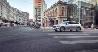 SKODA Clever Campaign by MARKUS WENDLER