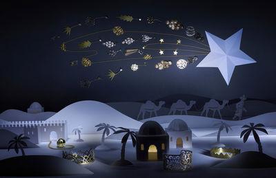 CHRISTMAS FAIRY TALE – PAPER ART FOR BRIGITTE MAGAZINE