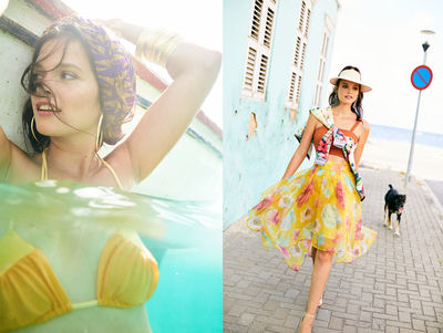 ALYSSA PIZER MANAGEMENT: CURACAO by Shannon Greer