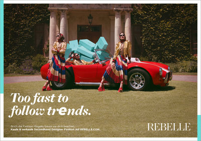 REBELLE TV SPOT 2019 : BREAK THE RULES OF FASHION!