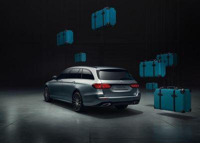 IGOR PANITZ PHOTOGRAPHY: Mercedes E-Klasse Koffer