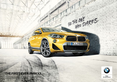SONDA PRODUCTIONS: EMIR HAVERIC FOR BMW