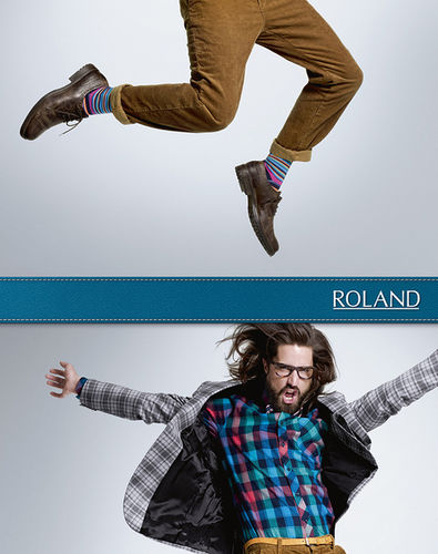 STEPHANIE WENCEK for ROLAND