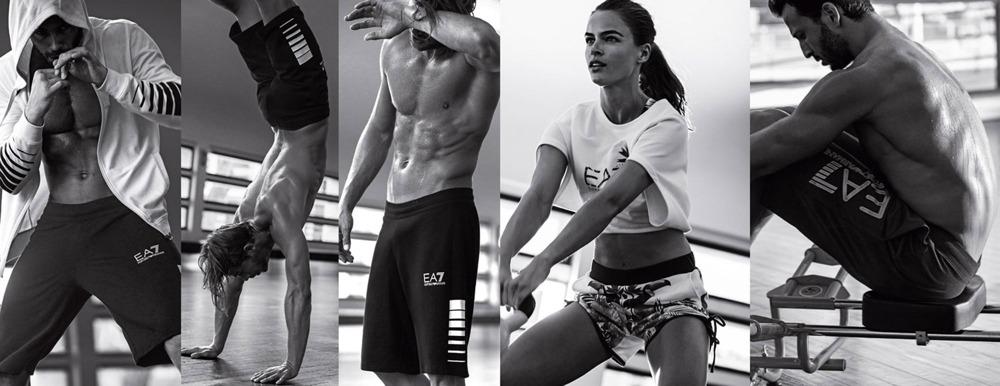 Armani Sports Summer 2017 by Serge Guerand c/o KLEIN PHOTOGRAPHEN