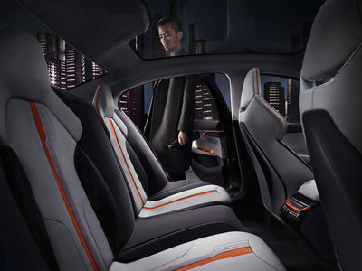 ANKE LUCKMANN for BMW CONCEPT COMPACT SEDAN