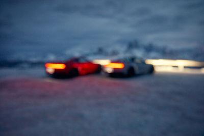 FRITHJOF OHM INCL. PRETZSCH for The New Porsche 911 Targa 4 GTS