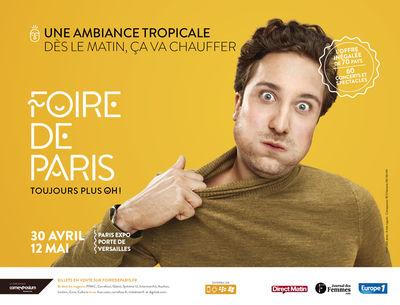 ACHIM LIPPOTH for FORIE DE PARIS