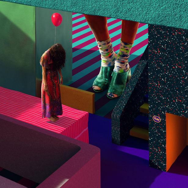 COSMOPOLA GMBH - Björn Ewers - new 3D series for ghostwhyte