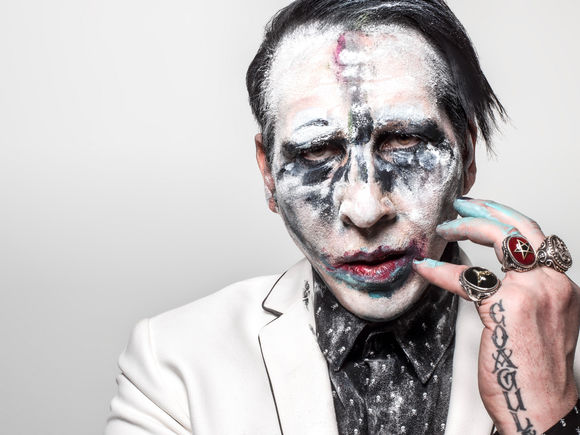Marilyn Manson by PEROU