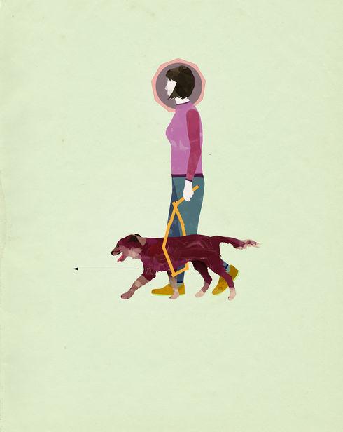 2AGENTEN :  Mathis Rekowski for DOGS MAG