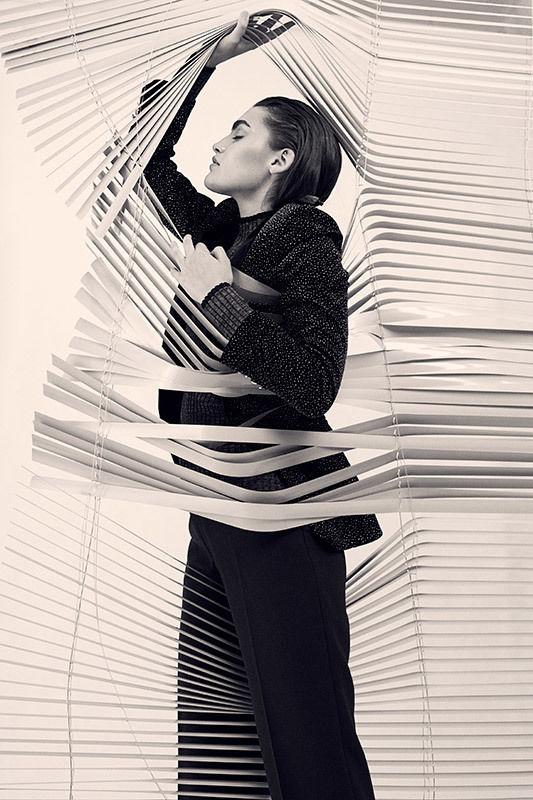 BIGOUDI Lisa Maria Lohmann für Latest Magazine
