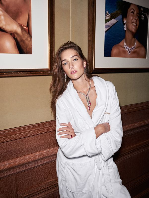 DARLING CREATIVE :  Josephine Le Tutour for Harpers Bazaar Spain by Zoltan TOMBOR