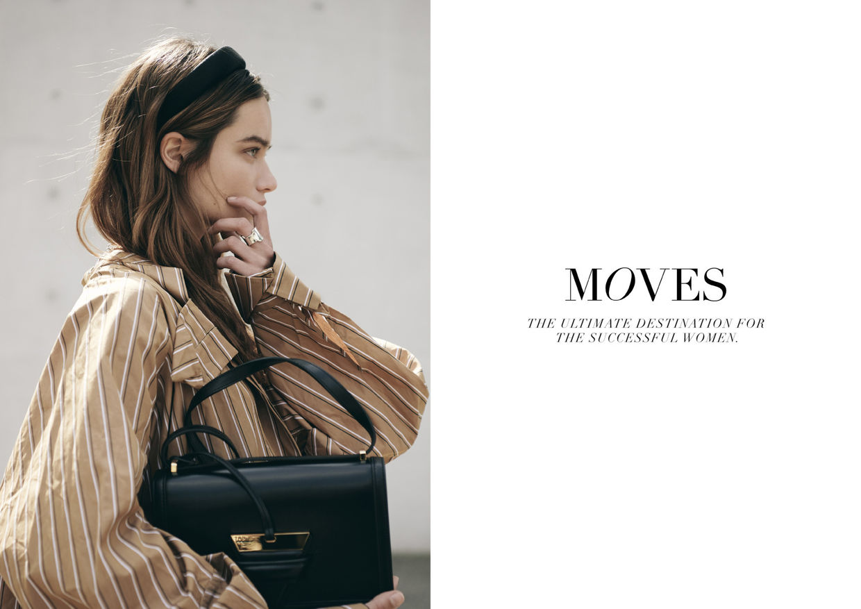 Linda Sigg /co Nina Klein for MOVES
