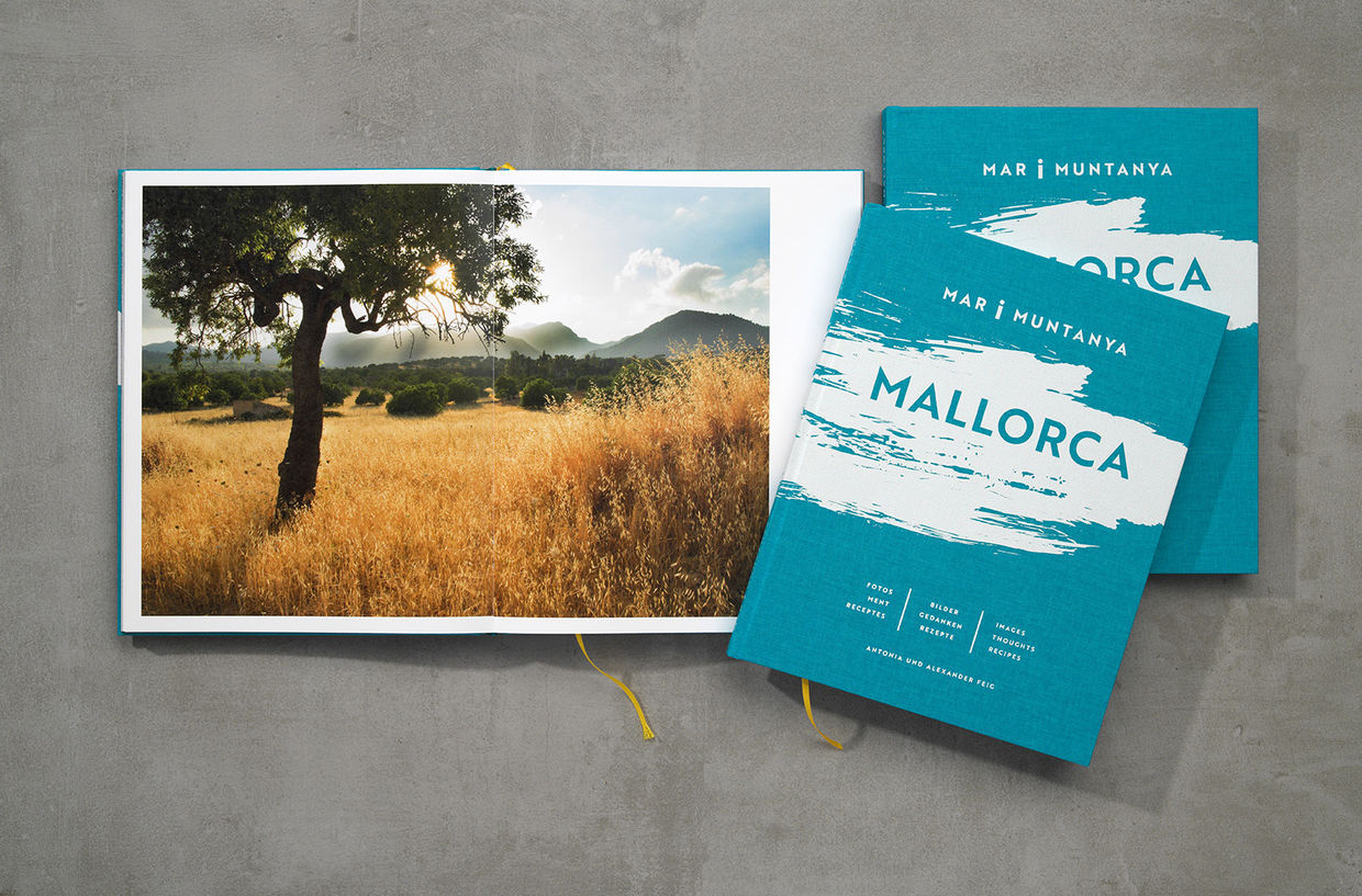 MAR i MUNTANYA - MALLORCA COFFEE TABLE BOOK