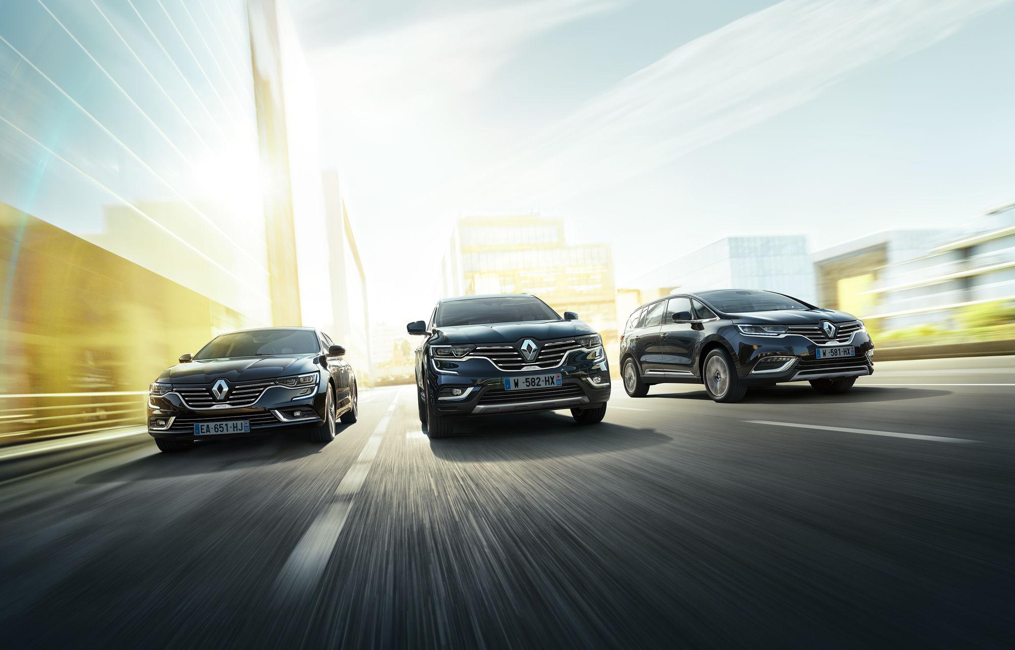 Renault Premium Capaign